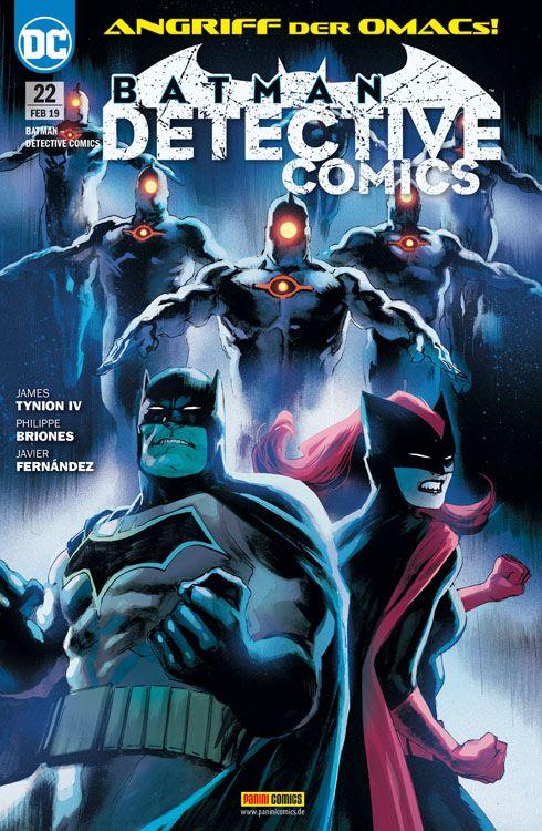 Batman - Detective Comics (Rebirth) 22