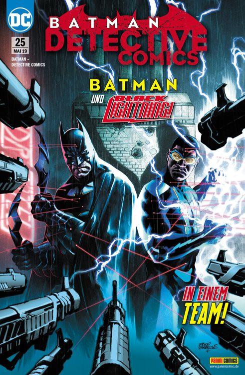 Batman - Detective Comics (Rebirth) 25