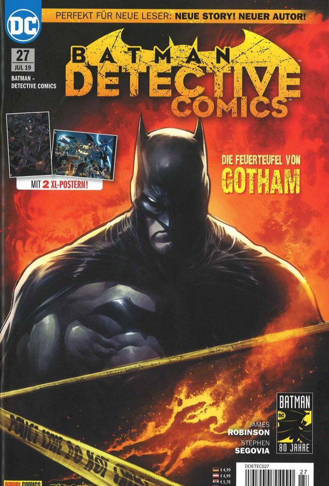Batman - Detective Comics (Rebirth) 27