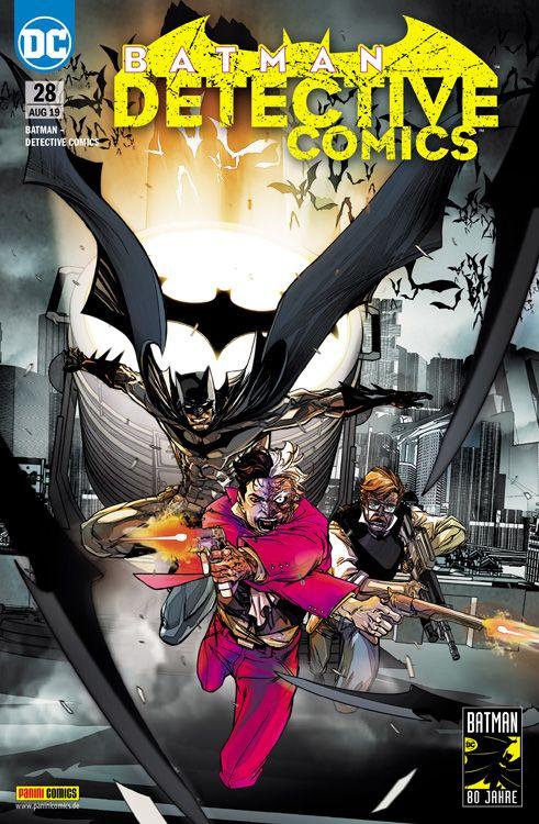 Batman - Detective Comics (Rebirth) 28