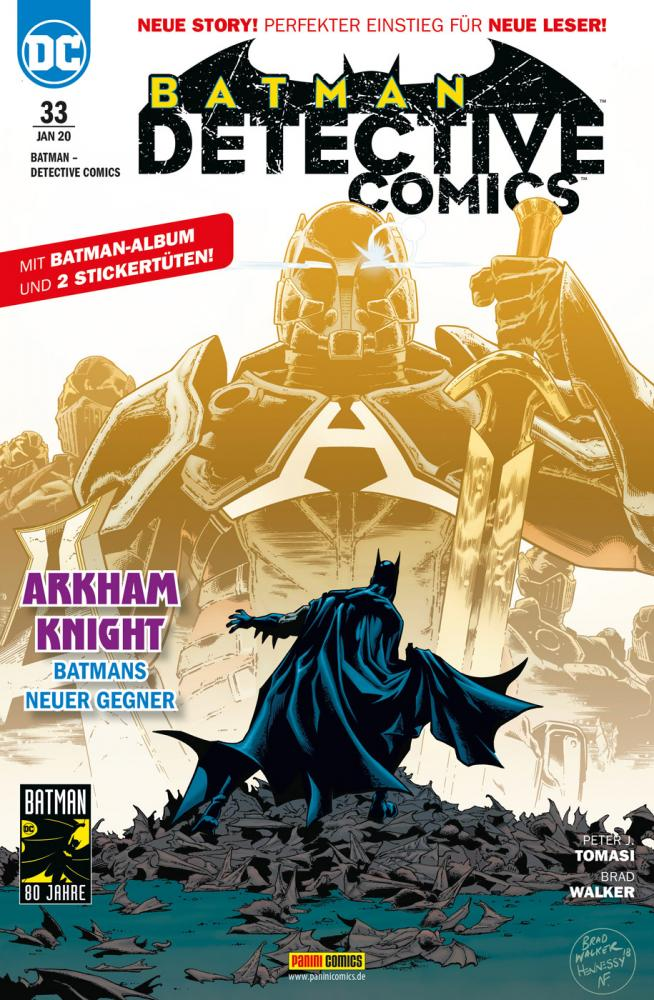 Batman - Detective Comics (Rebirth) 33