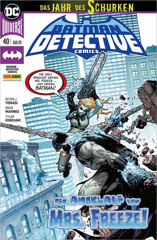 Batman - Detective Comics (Rebirth) 40