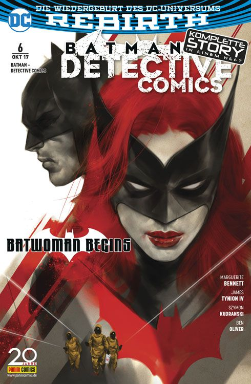 Batman - Detective Comics (Rebirth) 6