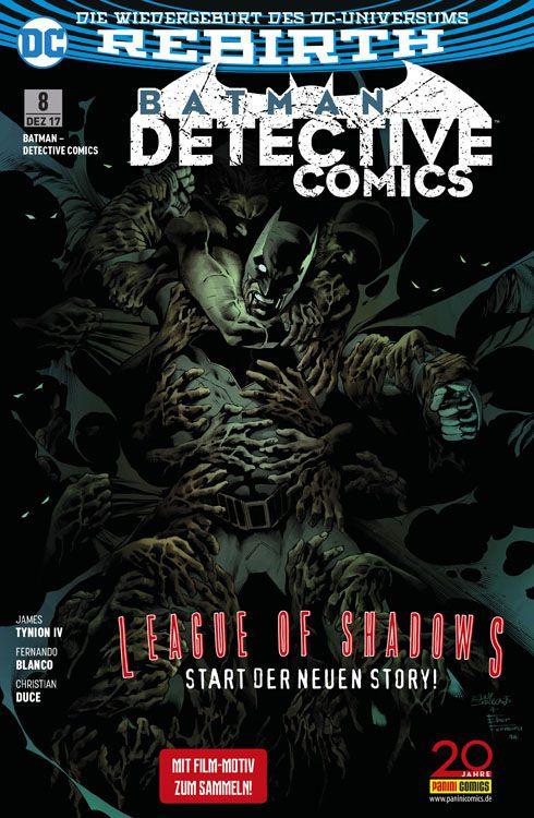 Batman - Detective Comics (Rebirth) 8