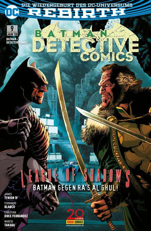 Batman - Detective Comics (Rebirth) 9