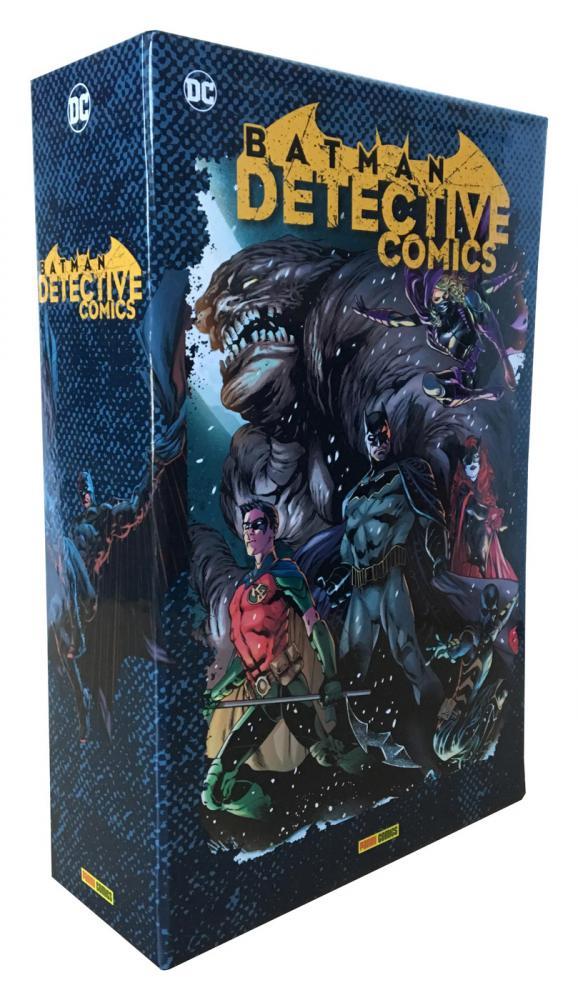 Batman - Detective Comics (Rebirth) Sammelschuber (inkl. eines Heftes)
