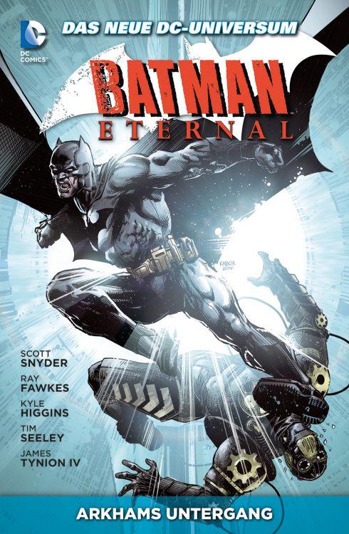 Batman Eternal (Paperback) 3: Arkhams Untergang (Softcover)