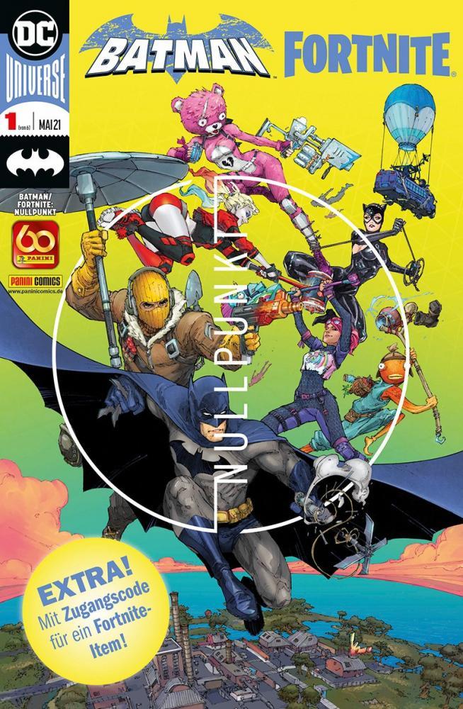 Batman/Fortnite 1