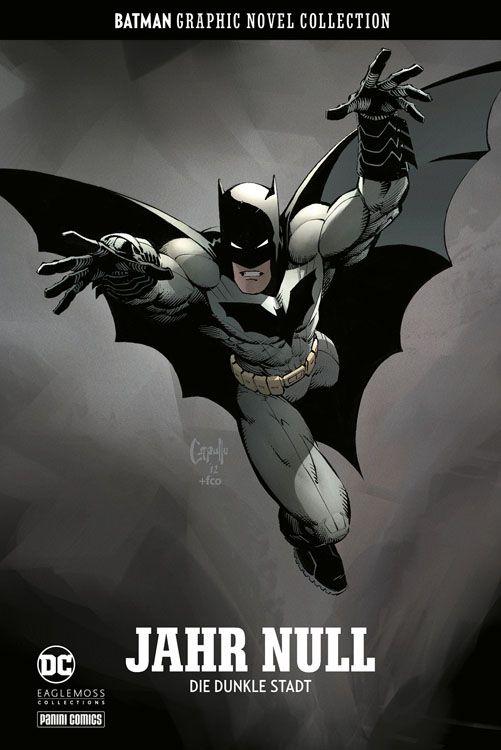 Batman Graphic Novel Collection 1: Jahr Null - Die dunkle Stadt