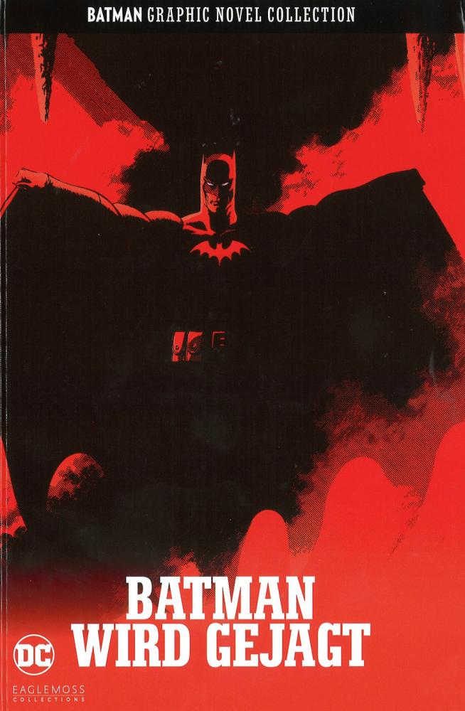 Batman Graphic Novel Collection 18: Batman wird gejagt