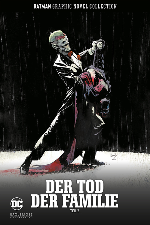 Batman Graphic Novel Collection 24: Der Tod der Familie, Teil 2