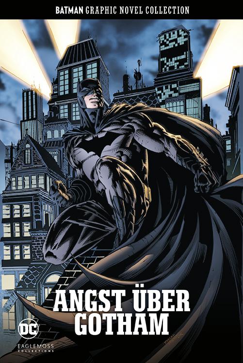 Batman Graphic Novel Collection 28: Angst über Gotham