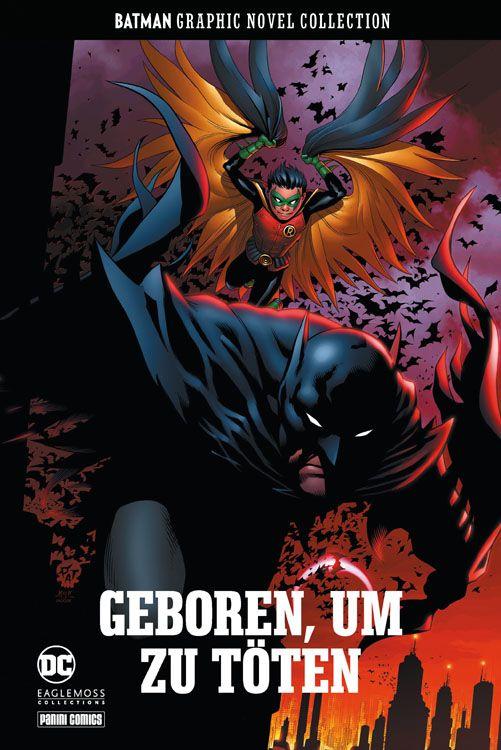 Batman Graphic Novel Collection 3: Geboren, um zu töten