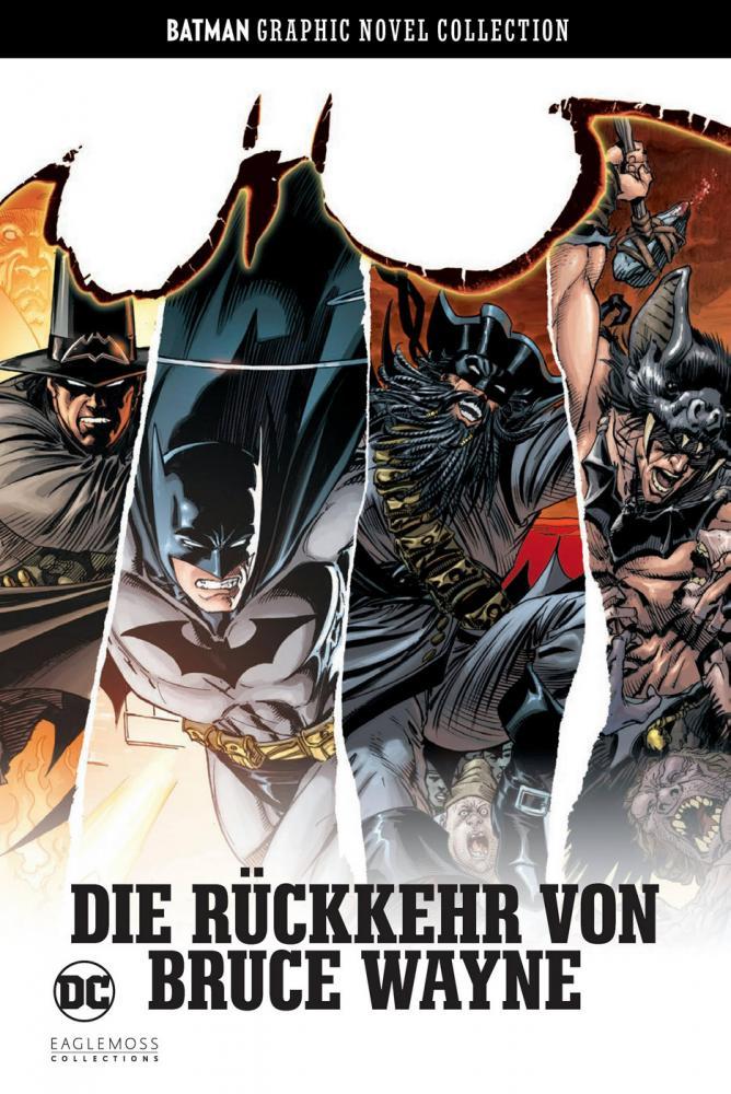Batman Graphic Novel Collection 38: Die Rückkehr von Bruce Wayne