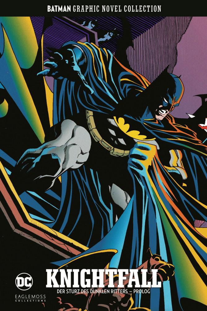 Batman Graphic Novel Collection 39: Knightfall - Der Sturz des Dunklen Ritters - Prolog