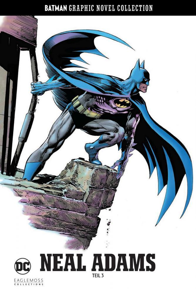 Batman Graphic Novel Collection 44: Neal Adams Teil 3