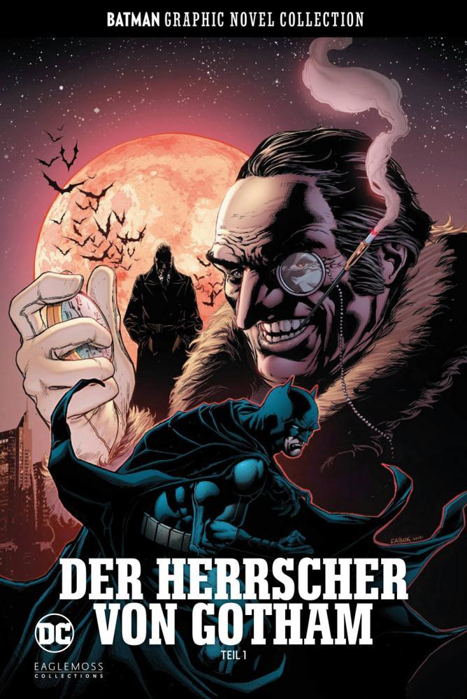 Batman Graphic Novel Collection 46: Der Herrscher von Gotham Teil 1