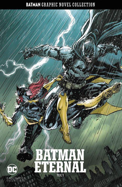 Batman Graphic Novel Collection Special 1: Batman Eternal, Teil 1