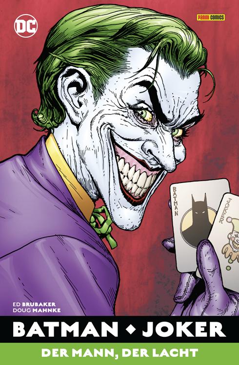 Batman/Joker: Der Mann, der lacht Softcover