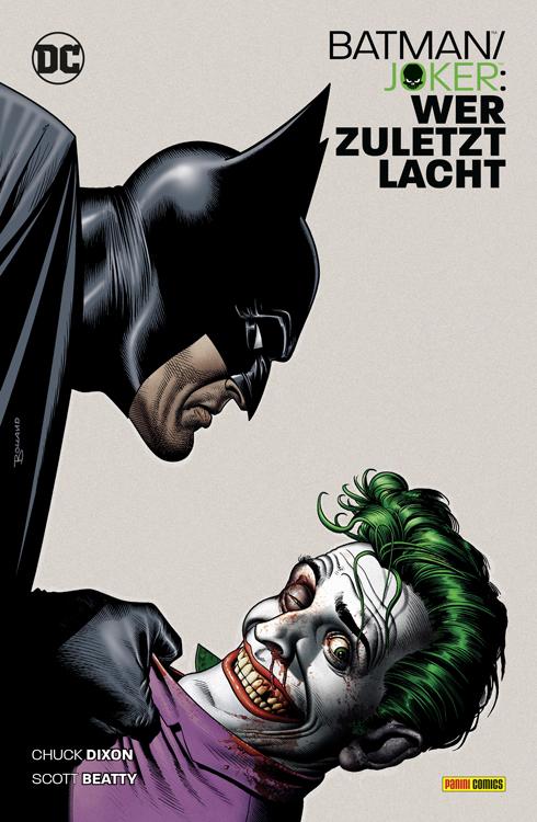 Batman/Joker: Wer zuletzt lacht Softcover