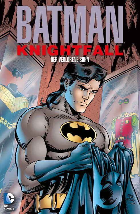 Batman: Knightfall - Der Sturz des Dunklen Ritters 4: Der verlorene Sohn