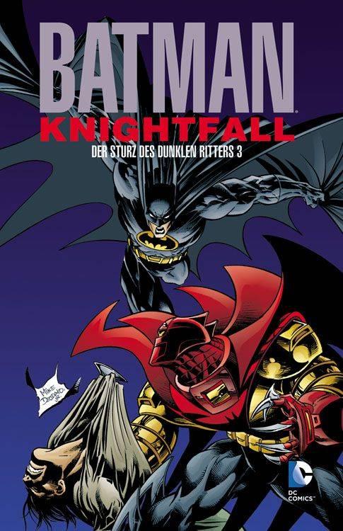 Batman: Knightfall - Der Sturz des Dunklen Ritters Band 3