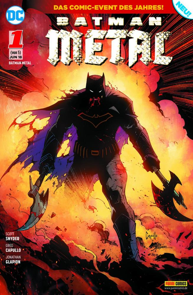 Batman Metal 1