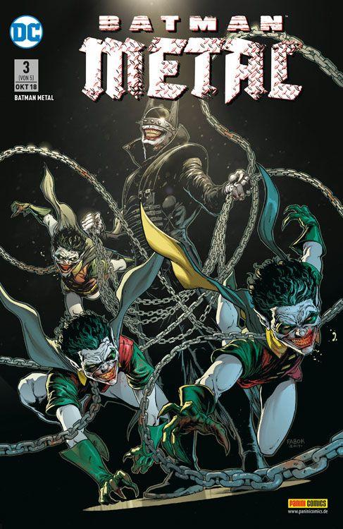 Batman Metal 3
