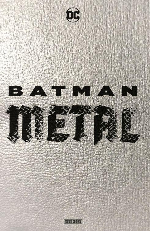 Batman Metal Paperback (Hardcover)