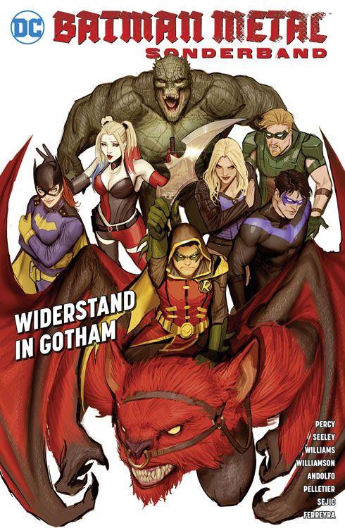 Batman Metal Sonderband 1: Widerstand in Gotham