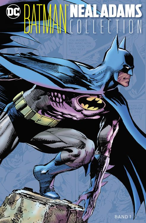 Batman: Neal-Adams-Collection Band 1