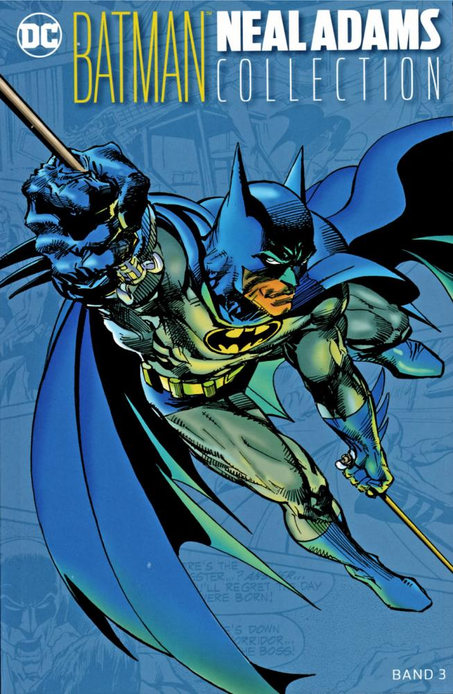 Batman: Neal-Adams-Collection Band 3