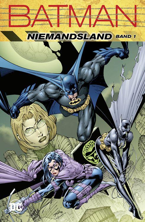 Batman: Niemandsland Band 1 (Softcover)