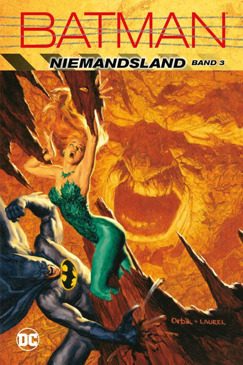 Batman: Niemandsland Band 3 (Hardcover)