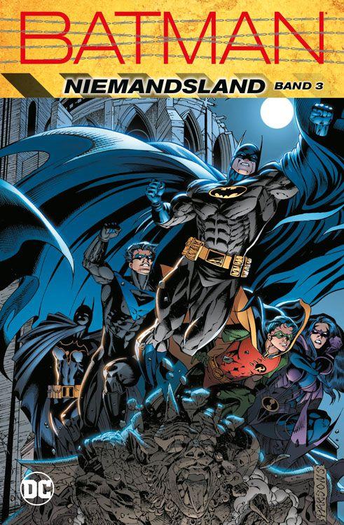 Batman: Niemandsland Band 3 (Softcover)