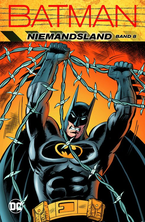 Batman: Niemandsland Band 8 (Softcover)