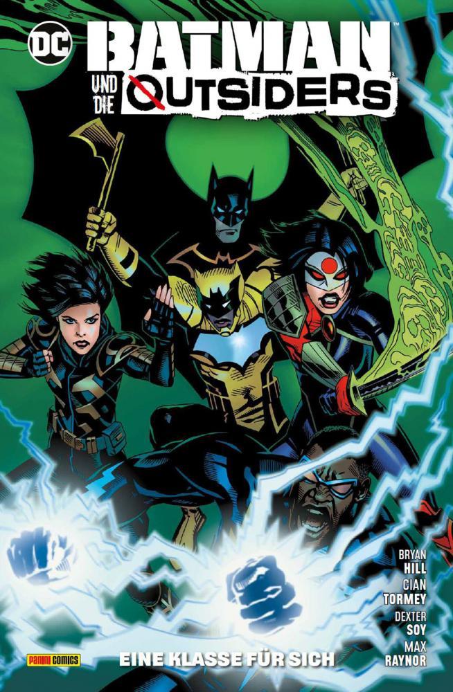 Batman und die Outsiders 2: Eine Klasse für sich