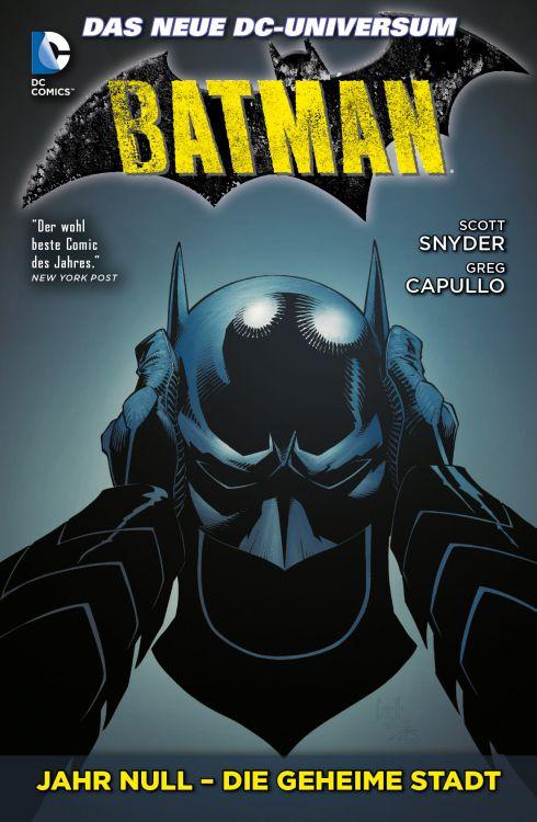 Batman Paperback 4: Jahr Null - Die geheime Stadt
