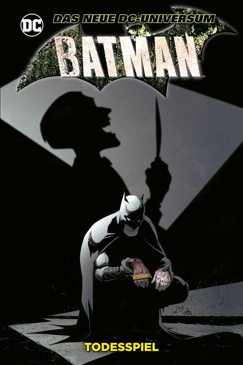 Batman Paperback 7: Todesspiel (Hardcover)