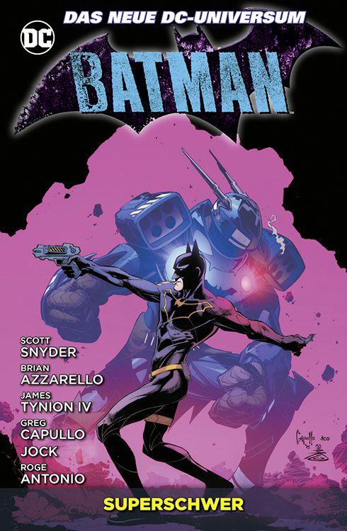 Batman Paperback 8: Superschwer