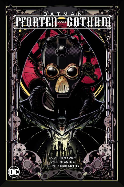 Batman: Die Pforten von Gotham Hardcover