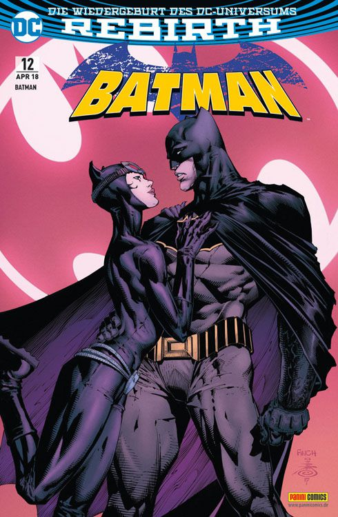 Batman (Rebirth) 12