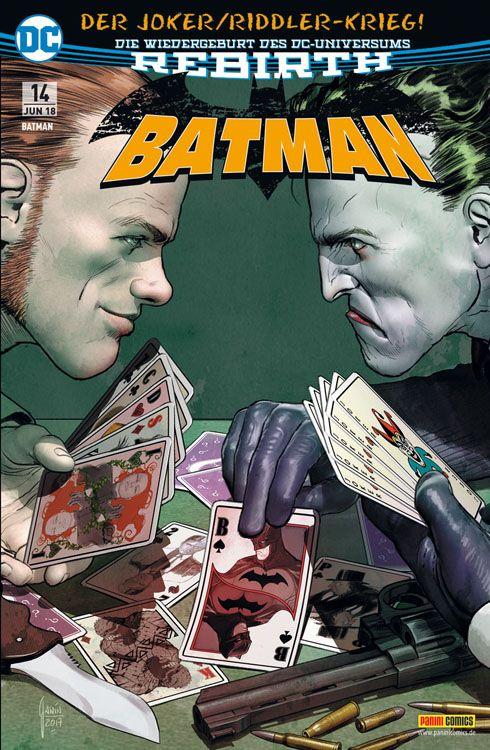 Batman (Rebirth) 14