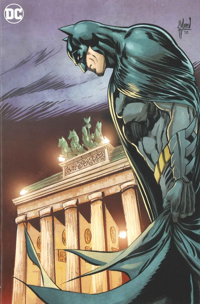 Batman 30 (Mauerfall-Variant)
