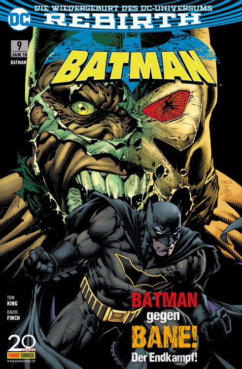 Batman (Rebirth) 9