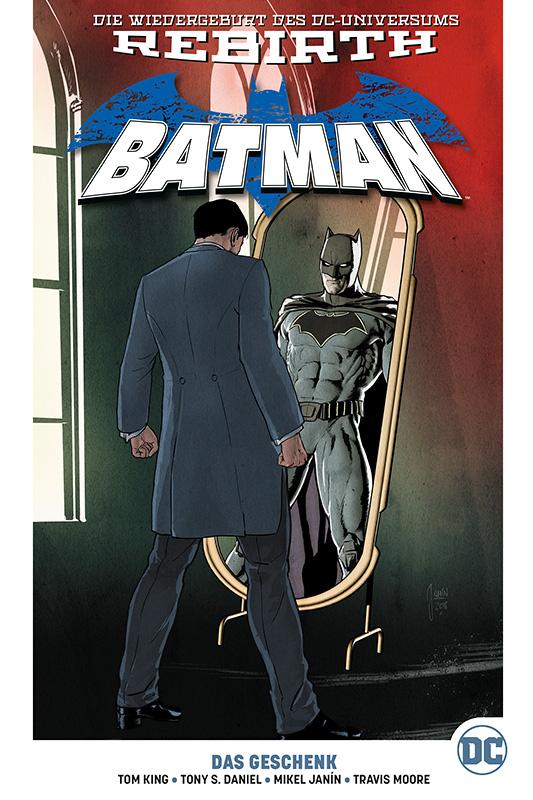 Batman (Rebirth) Paperback 6: Das Geschenk (Hardcover)