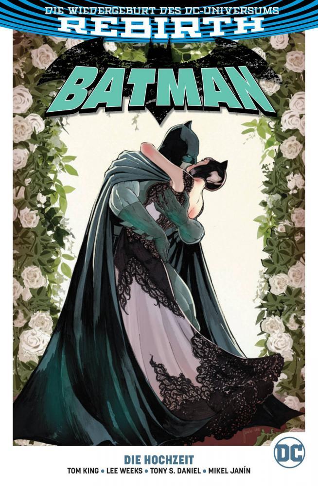 Batman (Rebirth) Paperback 7: Die Hochzeit