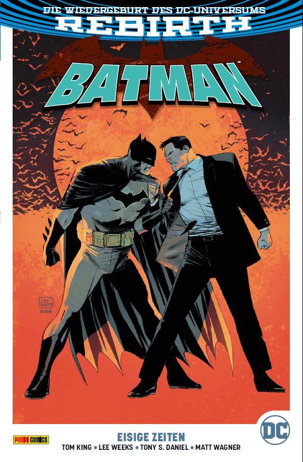 Batman (Rebirth) Paperback 8: Eisige Zeiten