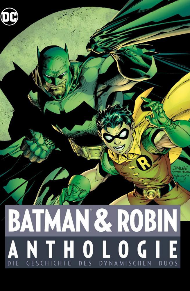 Batman & Robin Anthologie