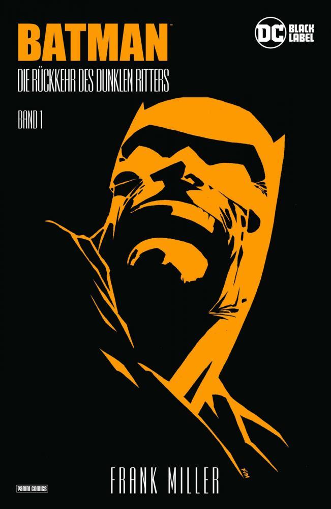 Batman: Die Rückkehr des dunklen Ritters (Alben-Edition) Band 1